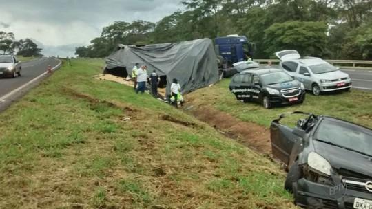 Carro de advogado que matou três em acidente estava com pneus desgastados, diz polícia