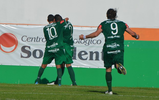 Chapecoense vence o Camboriú (Foto: Daniel Cavagnoli/Chapecoense)