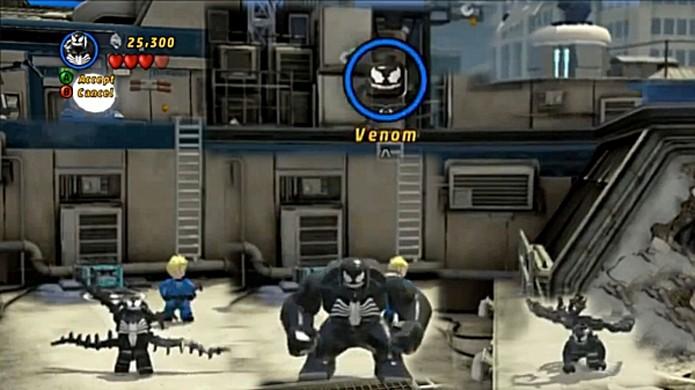 Venom tem uma versão tão ágil quanto o Homem-Aranha e outra tão forte quanto o Hulk (Foto: fbtb.net)