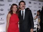 Dira Paes e Marcos Palmeira lançam filme em São Paulo
