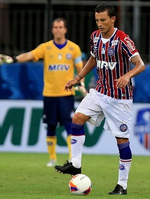 Gustavo Bahia (Foto: Felipe Oliveira / Divulgação / E.C. Bahia)