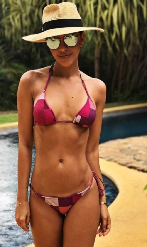Mariana Rios exibe corpão durante férias  (Foto: Reprodução Instagram)