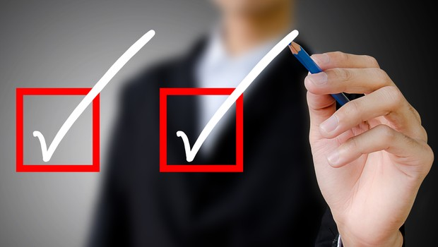 definir tarefas, lista (Foto: Shutterstock)