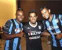 Festa e aviso do técnico: brasileiros do Querétaro aguardam Ronaldinho
