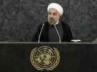 Presidente do Irã quer reconstruir relações com os Estados Unidos