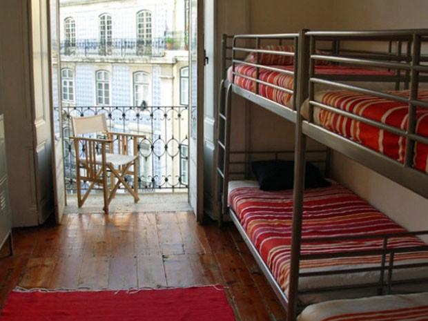 Home Hostel Lisboa, segundo lugar no Hoscars, premiação do site Hostelworld (Foto: Divulgação)