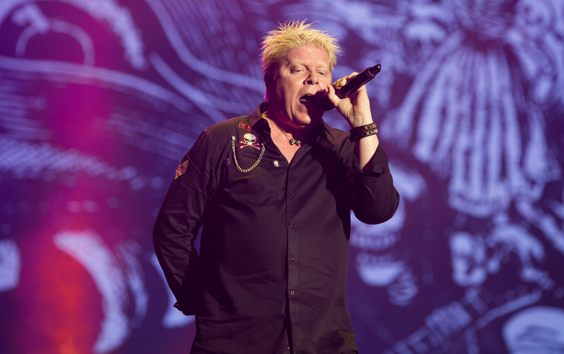 24-09 - MUNDO - The Offspring - Rock in Rio 2017 (Foto: Andr Bittencourt)