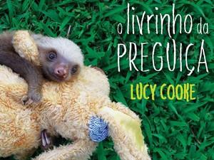 Capa do livro lançado por Lucy Cook no Brasil em novembro (Fot Lucy Cook/Editora Nossa Cultura/Divulgação)