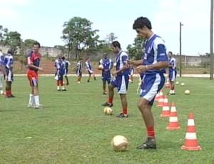 Desportiva Uberlândia (Foto: Reprodução/TV Integração)