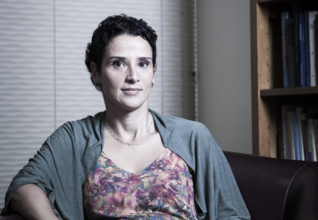 Monica de Bolle (Foto: Stefano Martini / Editora Globo)