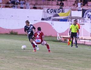 Adrianinho volta a jogar pela Ponte Preta (Foto: Reprodução EPTV)