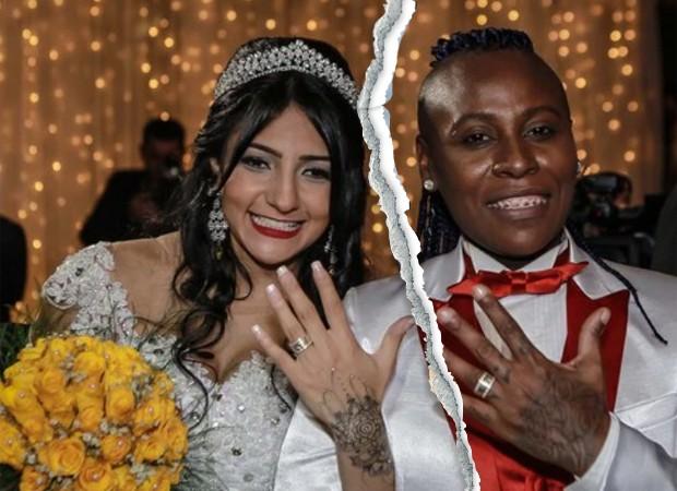 Thalyta Santos e Pepê se separam (Foto: AgNews)