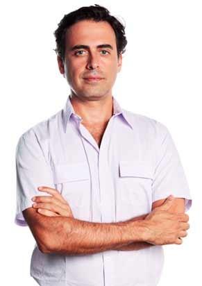 André Garolli dirige há 20 anos a Companhia Triptal (Foto: Divulgação)