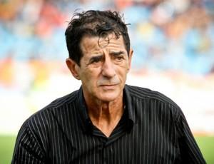 Dimas Filgueiras, técnico do Ceará (Foto: Divulgçaão/Cearasc.com)