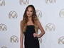 Chrissy Teigen, mulher de John Legend, sofre acidente de carro, diz site