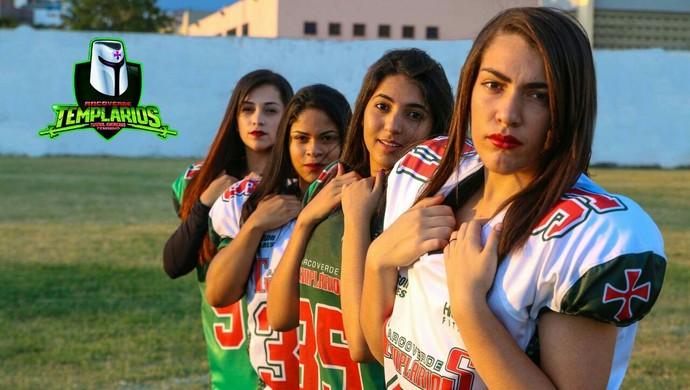 Arcoverde Templários Feminino (Foto: Divulgação/Templários Feminino)