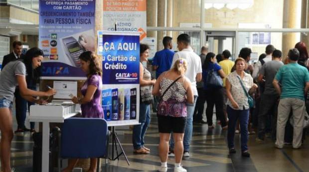 Caixa Econômica (Foto: Reprodução/Agência Brasil)