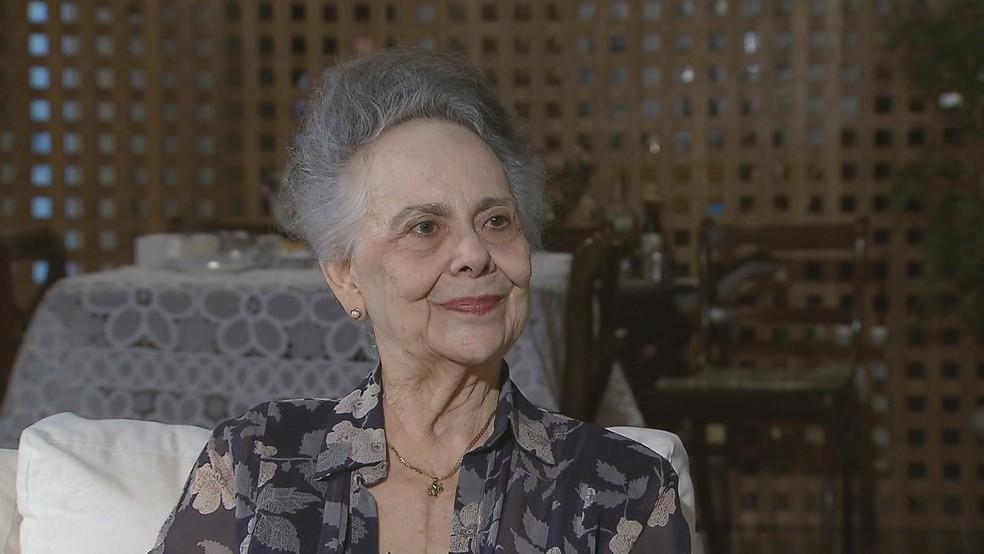 Iolanda Dantas morreu no Rio de Janeiro, onde estava internada desde o dia 20 de dezembro do ano passado (Foto: Reprodução/TV Globo)