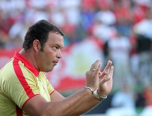 Roberto Fernandes, técnico do América-RN (Foto: Canindé Soares/Cedida)