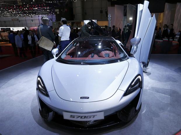 McLaren 570GT (Foto: Denis Balibouse/Reuters)
