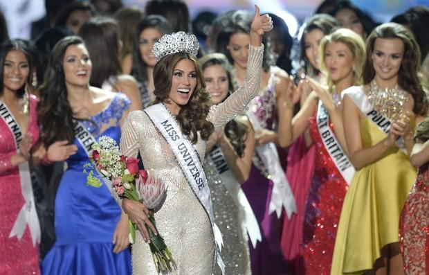 Miss Universo (Foto: ALEXANDER NEMENOV - AFP)