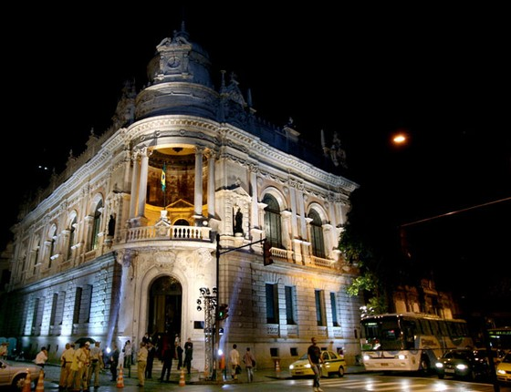 Centro Cultural da Justiça Eleitoral no Rio de Janeiro (Foto: TSE)