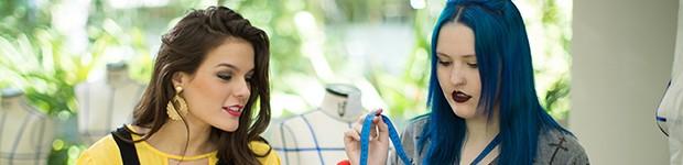 Curso de Design de Moda da Unifor recebe nota máxima do MEC (Curso de Design de Moda da Unifor recebe nota máxima do MEC (Ares Soares/Unifor))