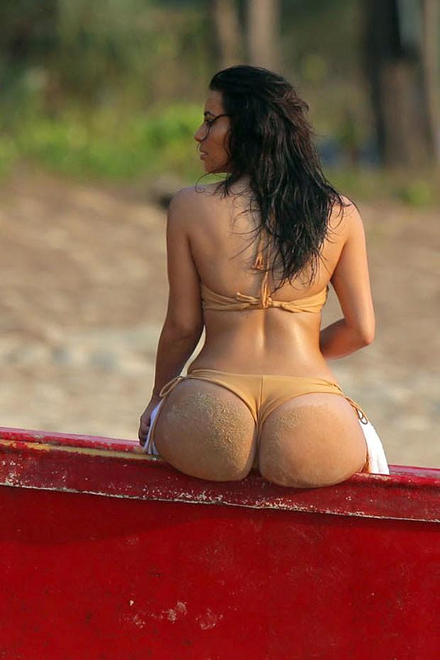 Kim Kardashian (Foto: AKM-GSI BRASil)