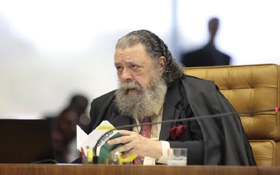 Eros Grau, ex-ministro do STF (Foto: Reprodução)