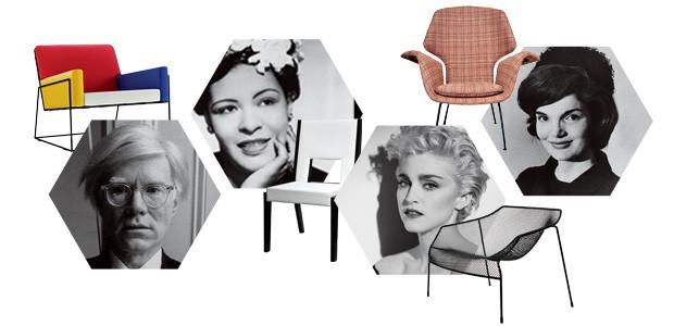 O estilo dos famosos (Foto: Casa Vogue)