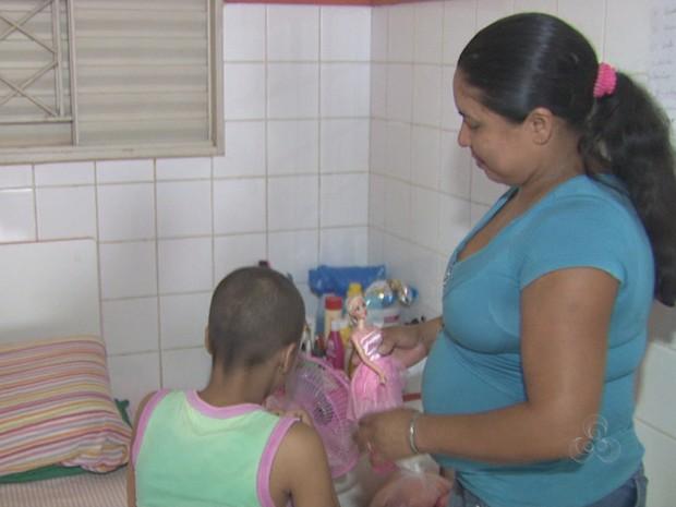 Dia das Mães (Foto: Reprodução/TV Acre)