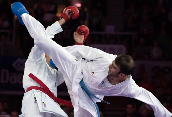 Praticado em diversos países, caratê estará nos Jogos Olímpicos pela 1ª vez (Foto: Divulgação/WKF)