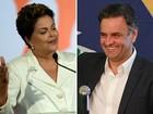 Aécio lidera votação em 45 cidades na região e Dilma vence apenas em uma