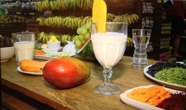 Confira reportagem sobre o mito dos alimentos (Foto: Reprodução/RBS TV)