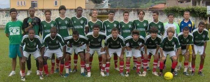 Marcelo, zagueiro, Bonsucesso, Juiz de Fora (Foto: Walmir Lima/Arquivo Pessoal)