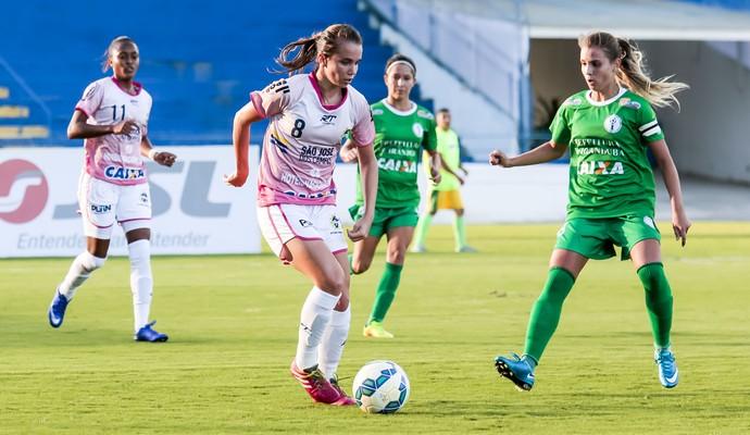 São José futebol feminino x Iranduba Brasileirão Feminino (Foto: Marcelo Pereira/All Sports)