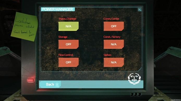 SOMA: explore todas as áreas do mapa do jogo. Muitos objetivos estão quase ocultos no cenário (Foto: Reprodução/Gamersyde)