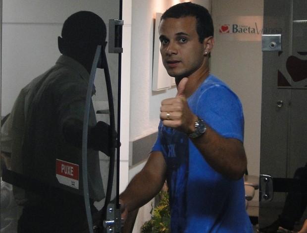 Morais atletico-mg (Foto: Gabriel Medeiros/Globoesporte.com)