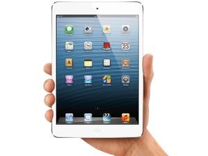 iPad mini custa a partir de US$ 330 nos EUA (Foto: AFP)