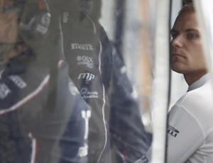 Valtteri Bottas -  piloto reserva da Williams (Foto: Divulgação)