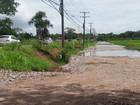 Chuvas intensas prejudicam obras de alargamento em rodovia no Amapá