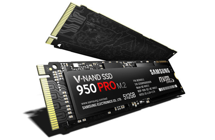 A interface m.2 pode operar tanto com as interfaces SATA como PCIe, o que costuma gerar confusão (Foto: Divulgação/Samsung) (Foto: A interface m.2 pode operar tanto com as interfaces SATA como PCIe, o que costuma gerar confusão (Foto: Divulgação/Samsung))