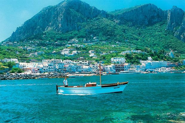 Capri, Itália (Foto: Divulgação)