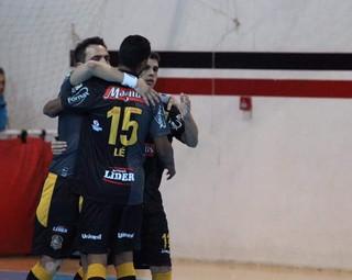 Sorocaba x Indaiatuba - Liga Paulista de Futsal 2017 (Foto: Guilherme Mansueto/ Magnus Futsal)