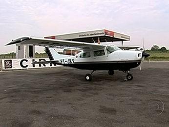 [Brasil] Avião é furtado de hangar do maior aeroporto de Mato Grosso Aviaotv2