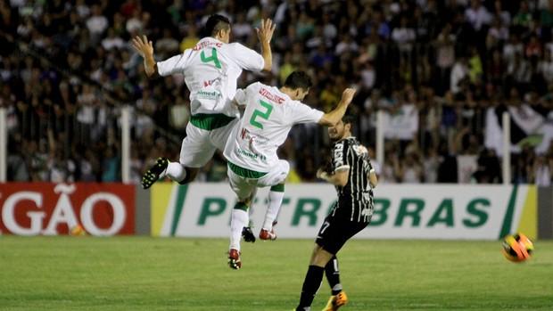Luverdense x Corinthians (Foto: Chico Ferreira / Agência Estado)