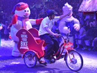 Atividades gastronômicas e lúdicas agitam o Natal Luz em Gramado
