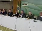Governo anuncia ajuda a municípios prejudicados pelas chuvas