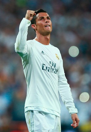 Cristiano Ronaldo Real Madrid Manchester City (Foto: Getty Images)
