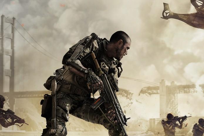 Call of Duty: Advanced Warfare (Foto: TechTudo)